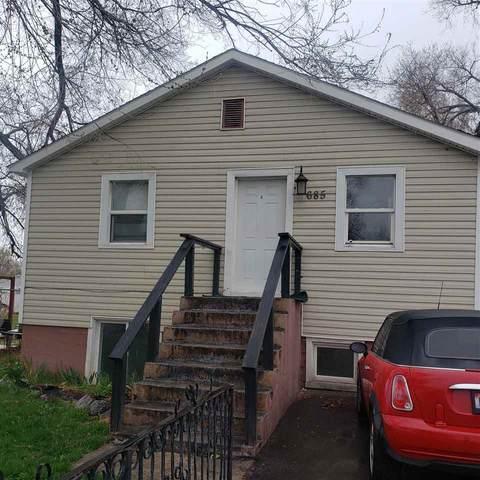 685 Randolph Ave, Pocatello, ID 83201 (MLS #567721) :: Silvercreek Realty Group