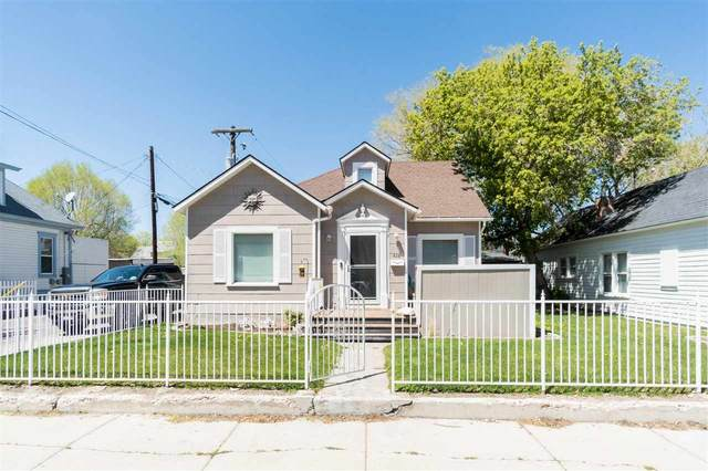 428 W Fremont, Pocatello, ID 83204 (MLS #567775) :: The Perfect Home