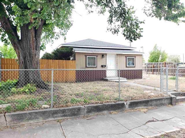 1341 N Main, Pocatello, ID 83204 (MLS #568101) :: Silvercreek Realty Group