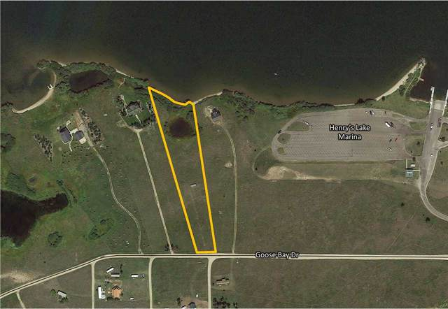 3895 N Goose Bay Dr, Island Park, ID 83429 (MLS #568271) :: The Perfect Home