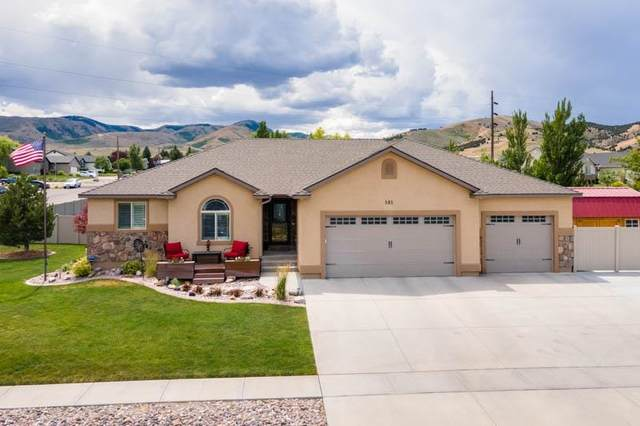 585 Milkyway Court, Pocatello, ID 83204 (MLS #568323) :: The Perfect Home