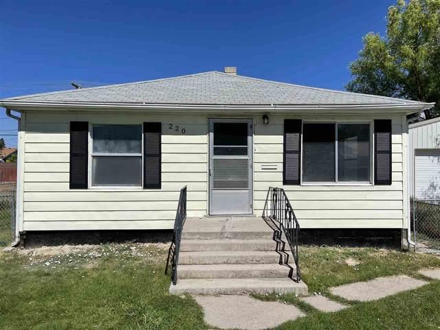 220 Warren, Pocatello, ID 83201 (MLS #568462) :: Silvercreek Realty Group