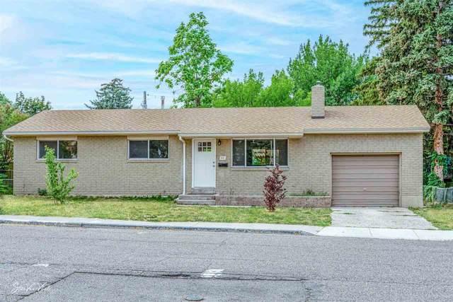 351 E Griffith Road, Pocatello, ID 83201 (MLS #568490) :: Silvercreek Realty Group