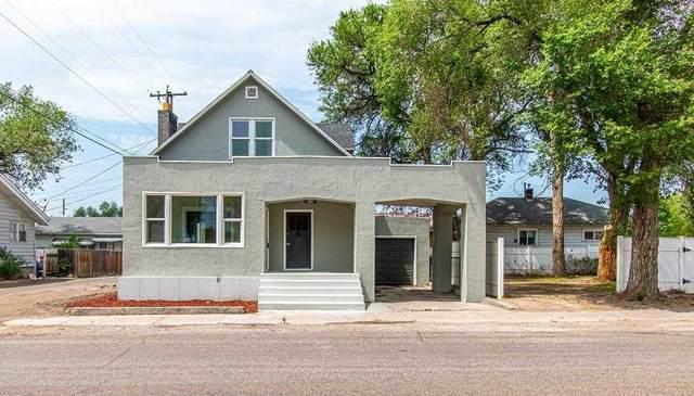 320 W Connor, Pocatello, ID 83201 (MLS #568504) :: The Perfect Home