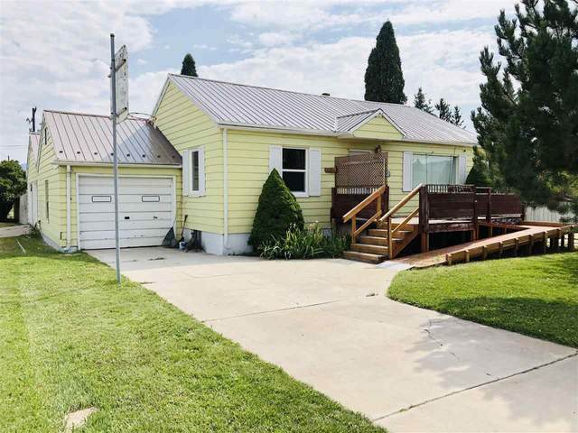 240 E 3rd South, Soda Springs, ID 83276 (MLS #568549) :: The Perfect Home