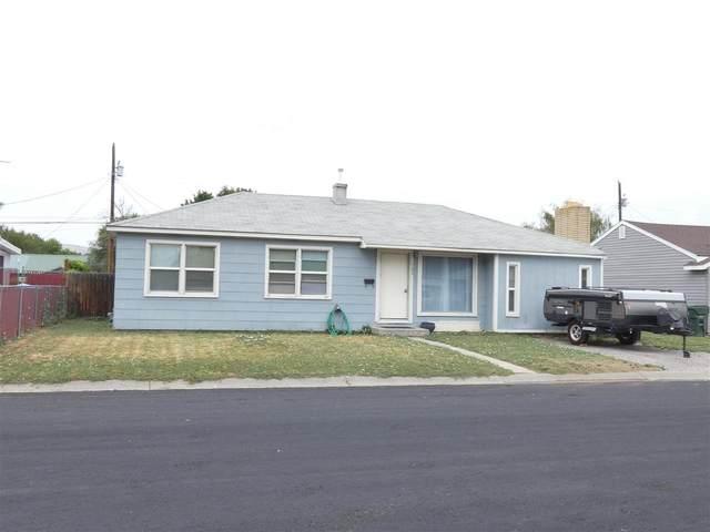 963 Fairbanks, Pocatello, ID 83201 (MLS #568550) :: Silvercreek Realty Group