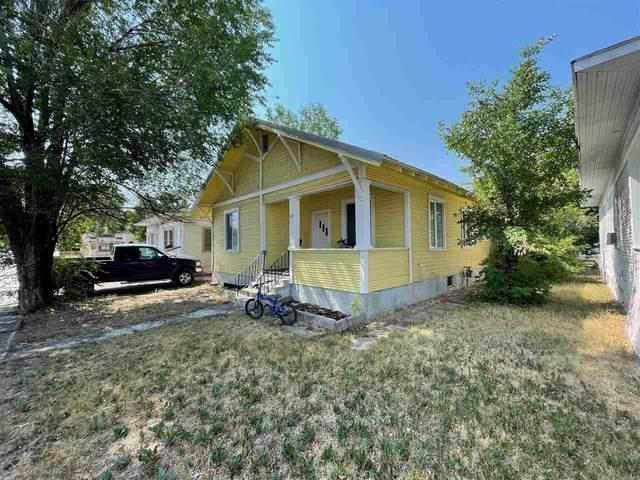 551 S 4th, Pocatello, ID 83204 (MLS #568591) :: The Perfect Home