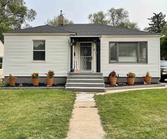 77 Cottonwood Ave, Pocatello, ID 83204 (MLS #568858) :: The Perfect Home