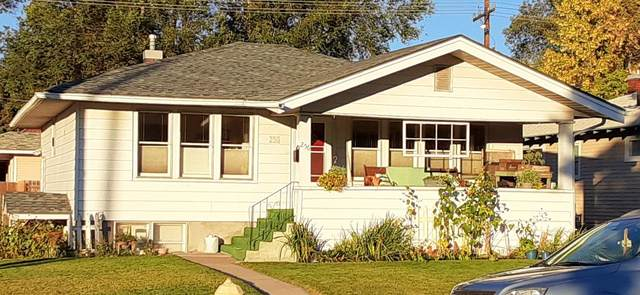256 N 9th, Pocatello, ID 83201 (MLS #569039) :: Silvercreek Realty Group