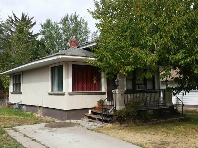 840 W Wyeth, Pocatello, ID 83204 (MLS #569298) :: Silvercreek Realty Group