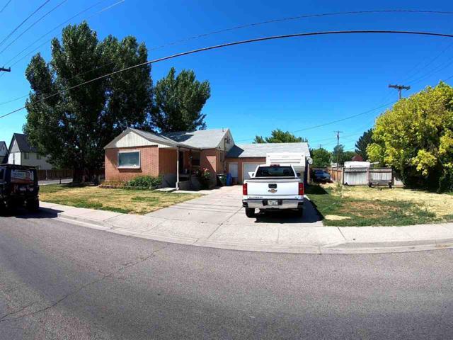 502 E Cedar, Pocatello, ID 83201 (MLS #562809) :: The Group Real Estate