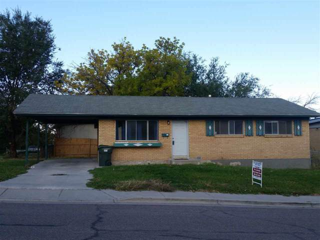 1241 El Rancho, Pocatello, ID 83201 (MLS #563651) :: The Perfect Home