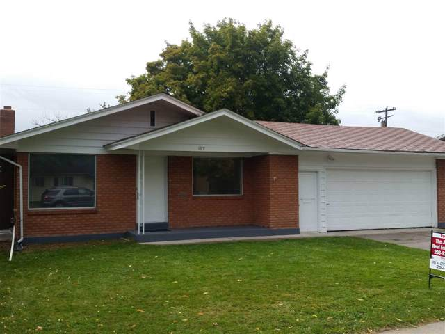 169 Filmore, Pocatello, ID 83201 (MLS #563696) :: The Group Real Estate