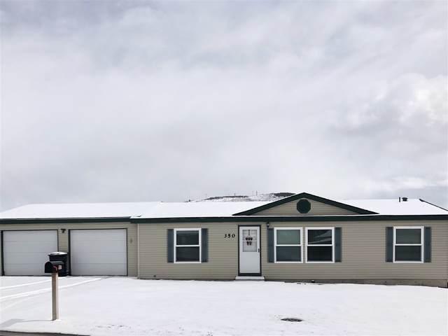 350 N 770 East, Soda Springs, ID 83276 (MLS #564869) :: The Perfect Home