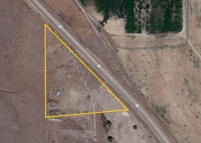 NKA Hwy 30, Montpelier, ID 83233 (MLS #565186) :: The Group Real Estate
