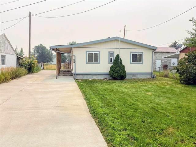 281 Briscoe Rd, Chubbuck, ID 83202 (MLS #566066) :: Silvercreek Realty Group