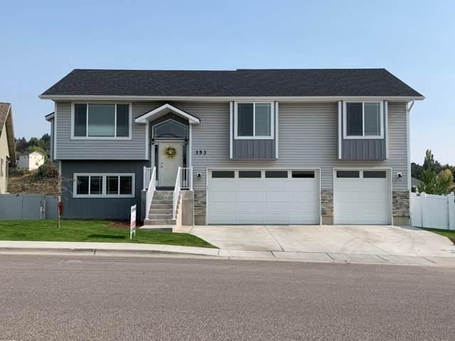 353 La Montagna, Pocatello, ID 83201 (MLS #566314) :: The Group Real Estate