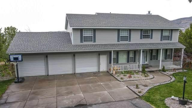 1350 Juniper Dr, Pocatello, ID 83204 (MLS #567319) :: The Perfect Home