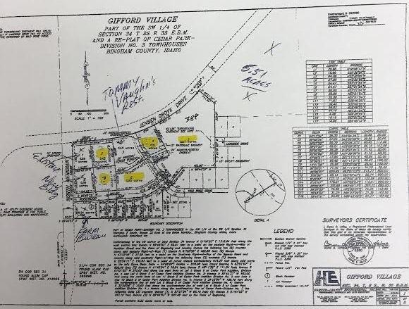 Jensen Grove Drive, Blackfoot, ID 83402 (MLS #556435) :: The Group Real Estate