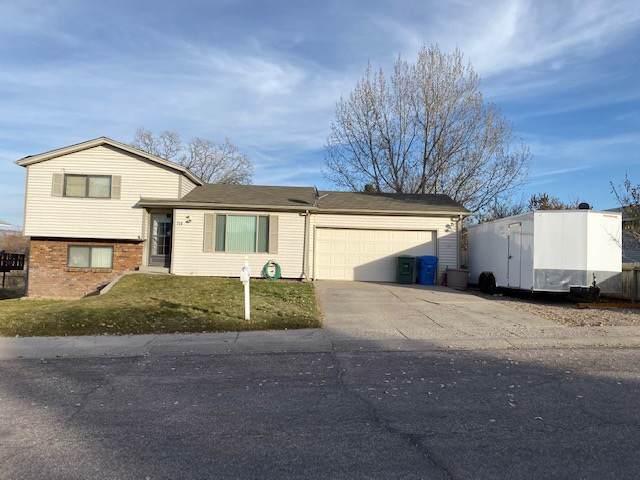 114 Plateau Dr, Pocatello, ID 83204 (MLS #564056) :: Silvercreek Realty Group