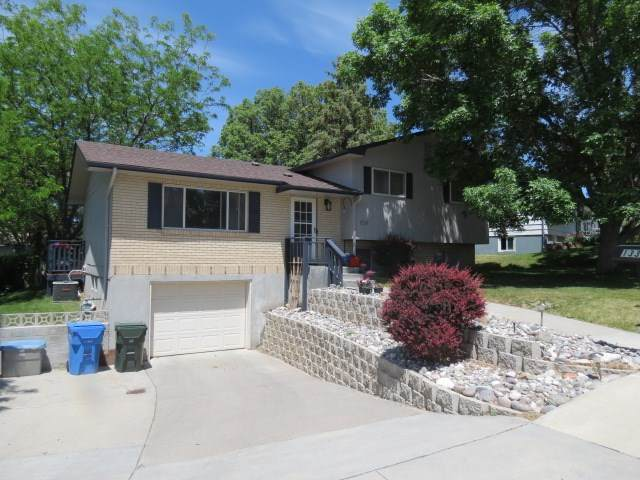 1338 Paramount, Pocatello, ID 83201 (MLS #565357) :: The Group Real Estate