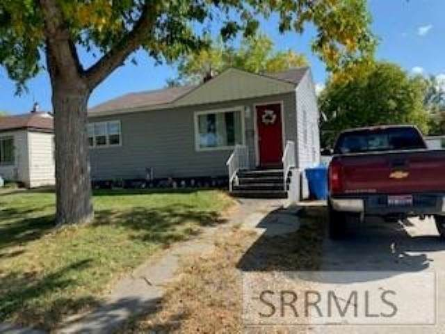 444 Fairmont Av 444 Fairmont Avenue, Pocatello, ID  83201, Pocatello, ID 83201 (MLS #566549) :: The Perfect Home