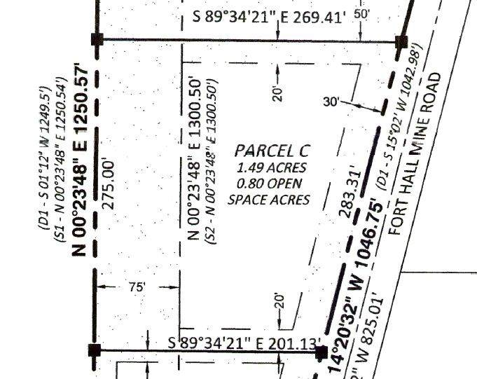 Parcel C Fort Hall Mine Rd - Photo 1