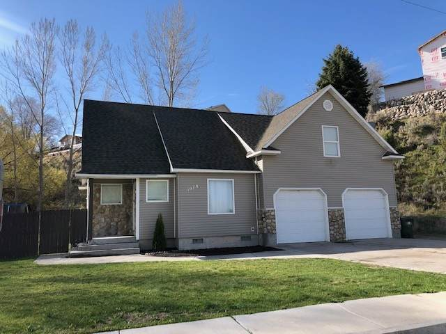 1078 Booth Dr., Pocatello, ID 83201 (MLS #567148) :: Silvercreek Realty Group