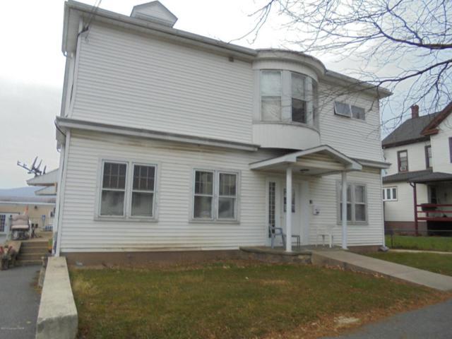 421 N North St, Jim Thorpe, PA 18229 (MLS #PM-41590) :: RE/MAX Results