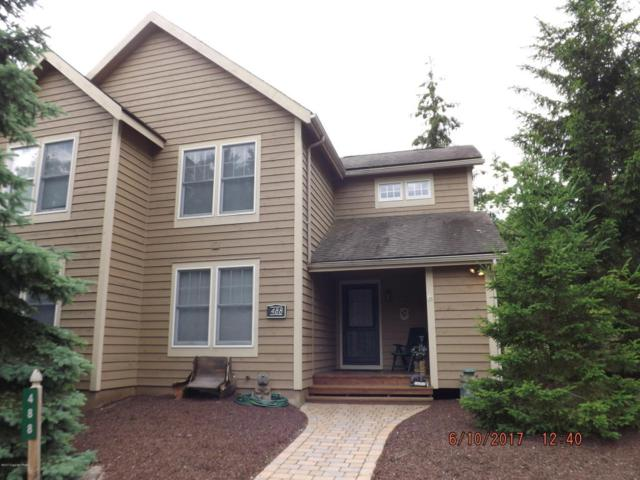 488 Spruce Dr, Tannersville, PA 18372 (MLS #PM-47954) :: RE/MAX Results