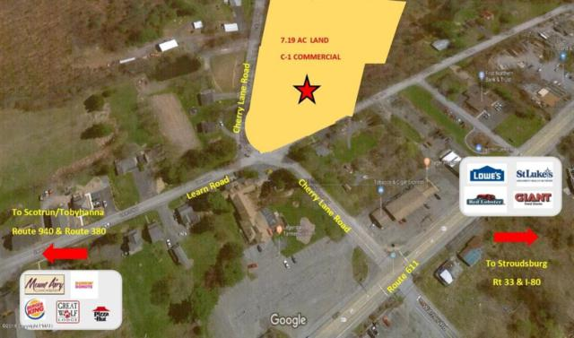 T 625 (Cherry Land Rd), Tannersville, PA 18321 (MLS #PM-54749) :: RE/MAX Results