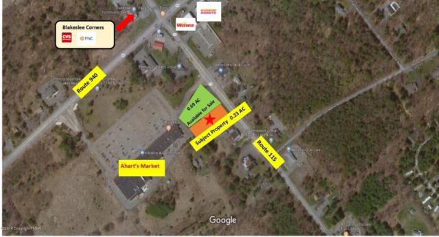 5635 Route 115, Pocono Lake, PA 18347 (MLS #PM-55315) :: RE/MAX of the Poconos