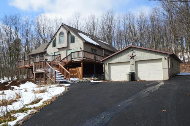 1638 N Rocky Mountain Dr, Effort, PA 18330 (MLS #PM-55519) :: RE/MAX of the Poconos