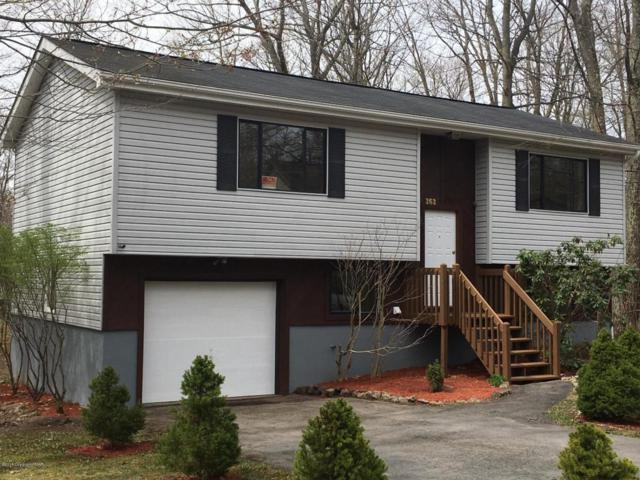 363 Coach Rd., Tobyhanna, PA 18466 (MLS #PM-57344) :: RE/MAX of the Poconos