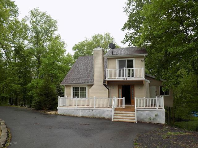 218 Brentwood Dr, Bushkill, PA 18324 (MLS #PM-57845) :: RE/MAX of the Poconos