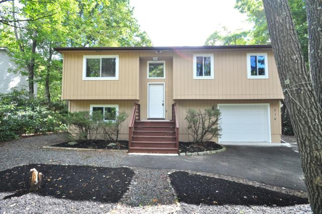 316 Coach Rd, Tobyhanna, PA 18466 (MLS #PM-62013) :: RE/MAX of the Poconos