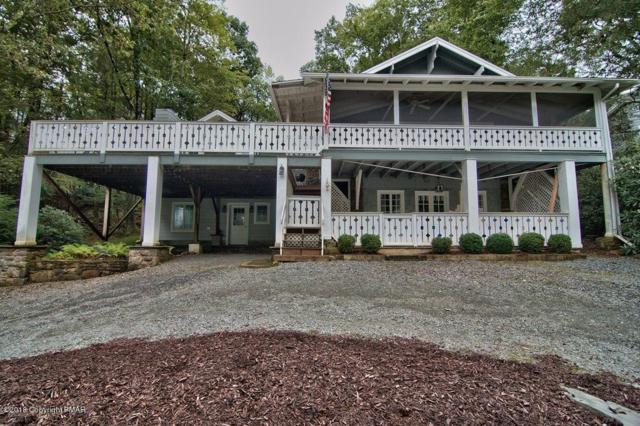 150 Rabbit Run Rd, Buck Hill Falls, PA 18323 (MLS #PM-62075) :: RE/MAX of the Poconos