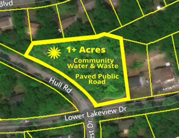 Lot # 86 Woodcrest & Lower Lakeview Dr, East Stroudsburg, PA 18302 (MLS #PM-62453) :: RE/MAX Results