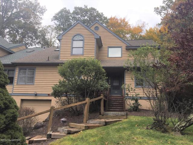 614 Buck Cir, Buck Hill Falls, PA 18323 (MLS #PM-62710) :: RE/MAX of the Poconos