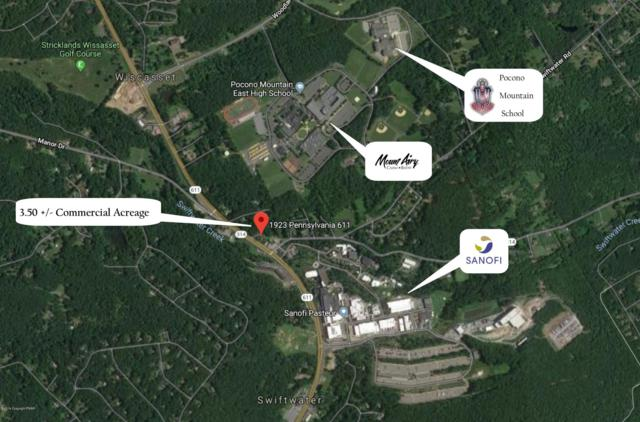1923 Route 611 Rte, Swiftwater, PA 18370 (MLS #PM-63537) :: RE/MAX of the Poconos