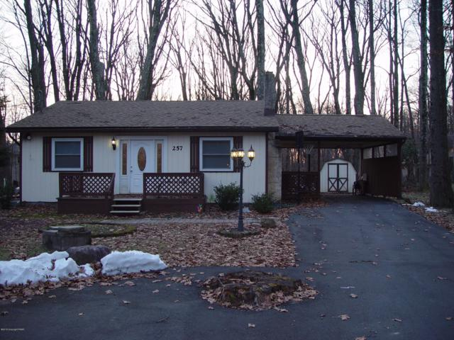 257 Stillwater Dr, Pocono Summit, PA 18346 (MLS #PM-63628) :: Keller Williams Real Estate