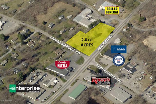 Milford Rd & Craigs Meadow Rd, East Stroudsburg, PA 18301 (MLS #PM-63721) :: RE/MAX Results