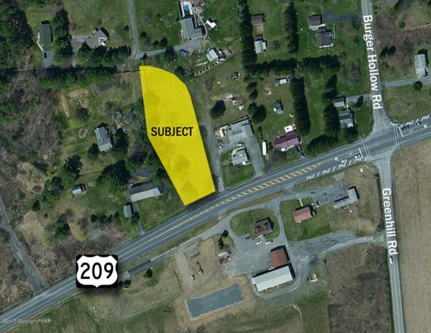 LOT#18 Us 209, Kresgeville, PA 18333 (MLS #PM-65010) :: Keller Williams Real Estate