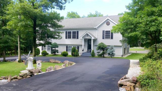 45 W Cherokee Trl, Albrightsville, PA 18210 (MLS #PM-65693) :: Keller Williams Real Estate