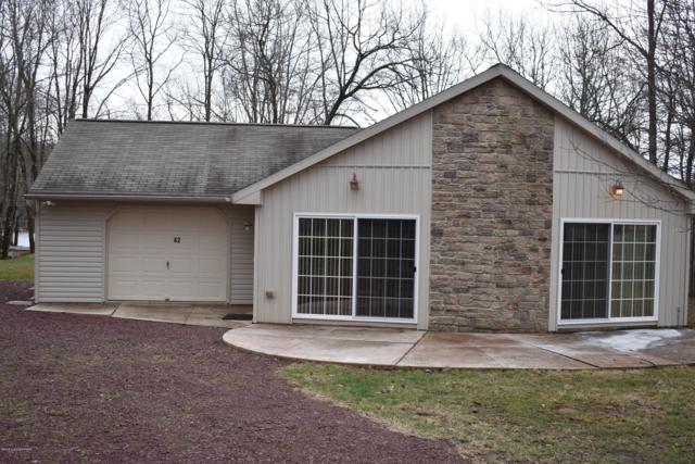42 Beaver Drive, Albrightsville, PA 18210 (MLS #PM-66930) :: RE/MAX of the Poconos