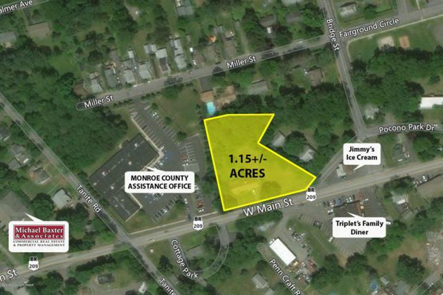 1960 W Main St, Stroudsburg, PA 18360 (MLS #PM-67394) :: Keller Williams Real Estate