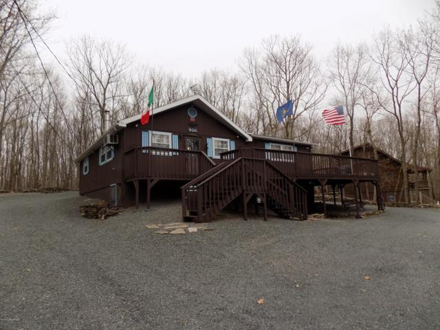 50 Tamarack Terrace Ter, Albrightsville, PA 18210 (MLS #PM-67510) :: Keller Williams Real Estate