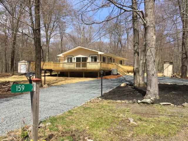 159 Marthas Ln, Pocono Lake, PA 18347 (MLS #PM-67653) :: Keller Williams Real Estate