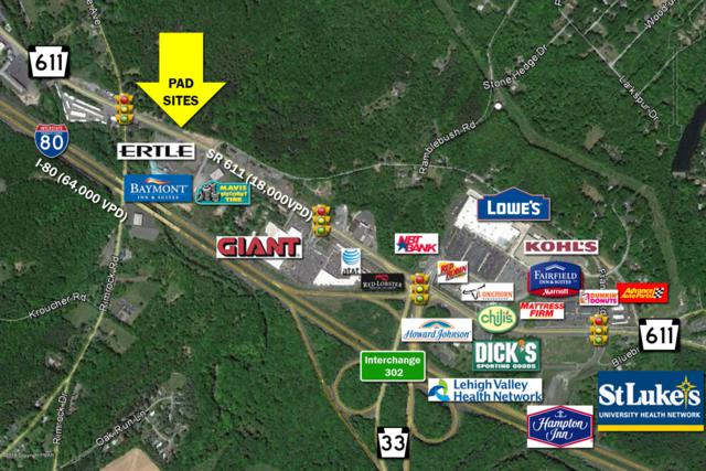 Lot #3 Rt 611, Bartonsville, PA 18321 (MLS #PM-67979) :: RE/MAX of the Poconos