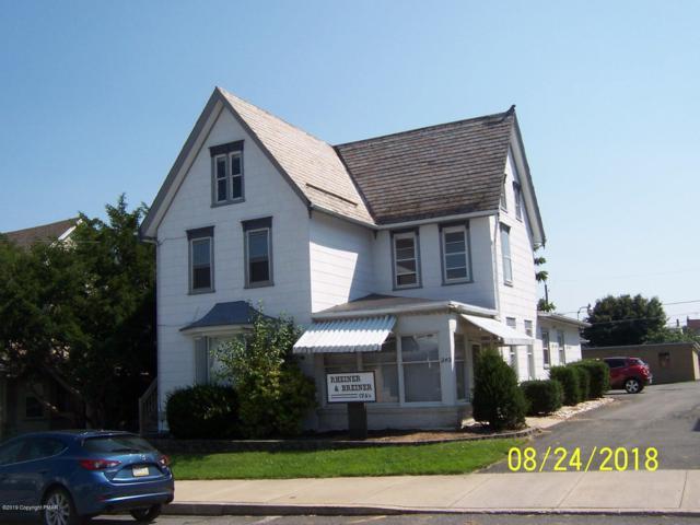 243 S 3Rd St, Lehighton, PA 18235 (MLS #PM-68270) :: RE/MAX of the Poconos